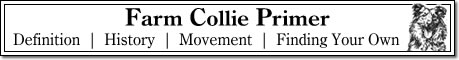 Farm Collie Primer